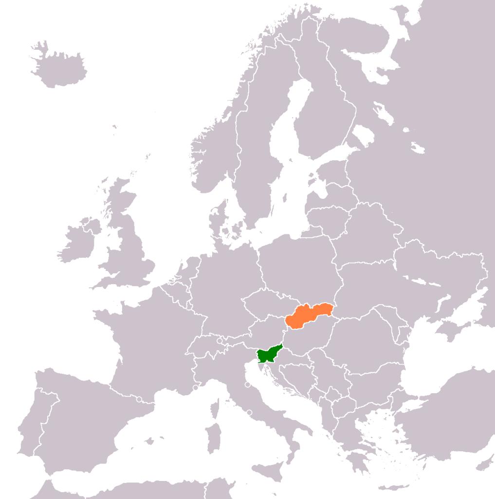 Factcheck: 'Ambassades Slovenië en Slowakije wisselen eens per maand verkeerd geadresseerde post uit'