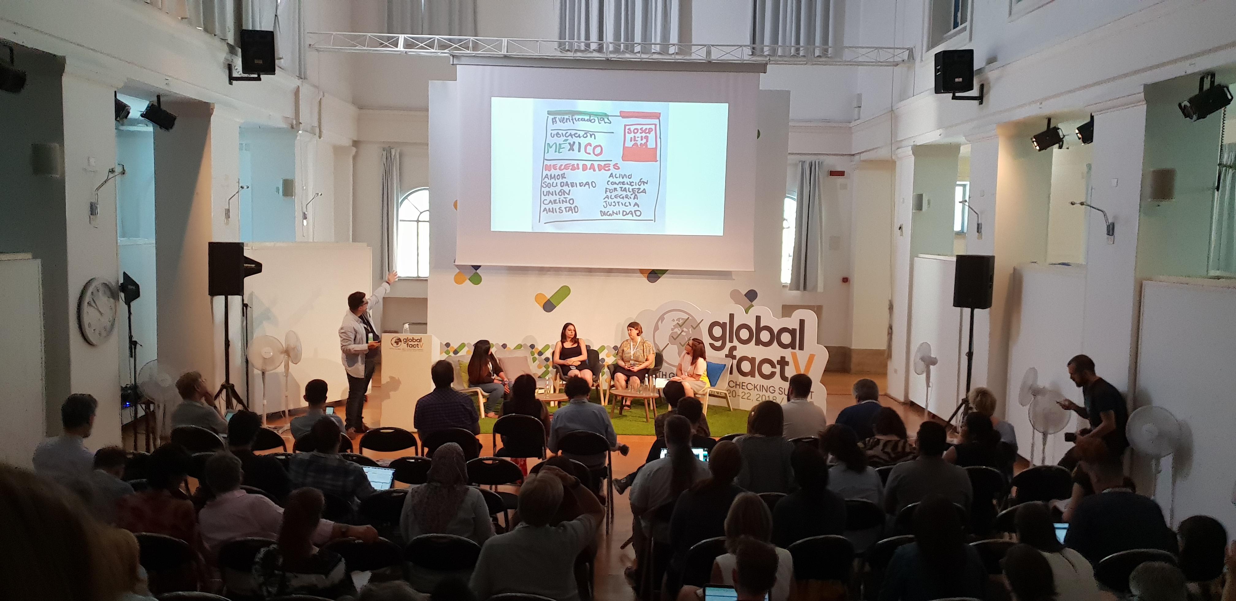 Global Fact V: Aziatisch nepnieuws, videomanipulatie en factchecken op Facebook