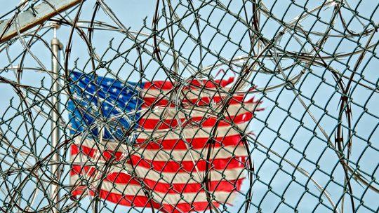 'Amerika heeft 25 procent van alle gevangenen ter wereld'