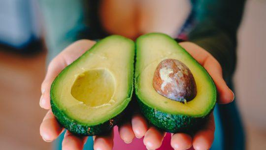 'Avocado is goed voor je ogen'