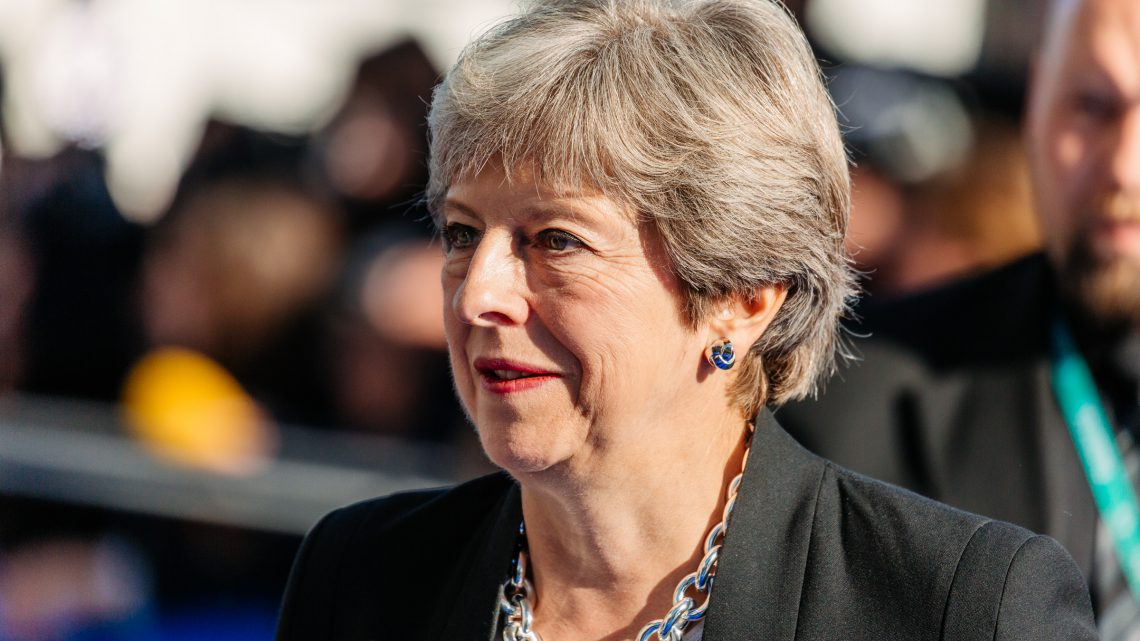 Nog maar 13 procent van de Britten steunt deal Theresa May