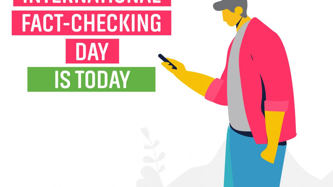 #FactcheckingDay: de staat van factchecken in 2019