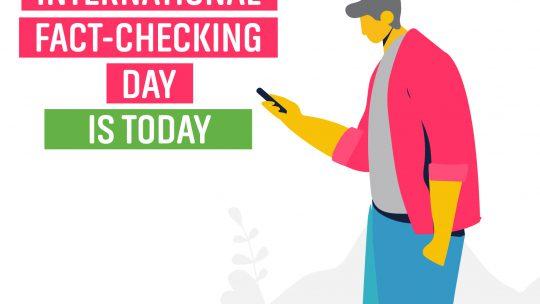 #FactcheckingDay: de staat van factchecken in 2019