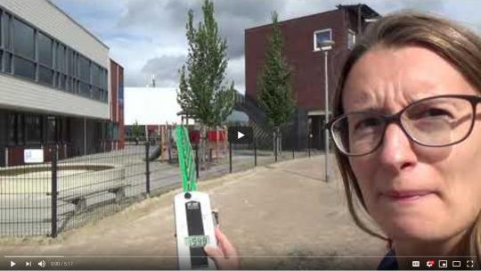 """""""Wetenschappers meten zorgwekkende 5G-straling op schoolplein Almere"""""""