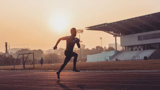 Word je echt onaardig van sporten?